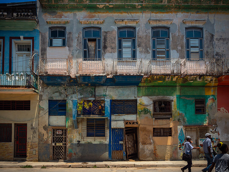 Cuban Houses