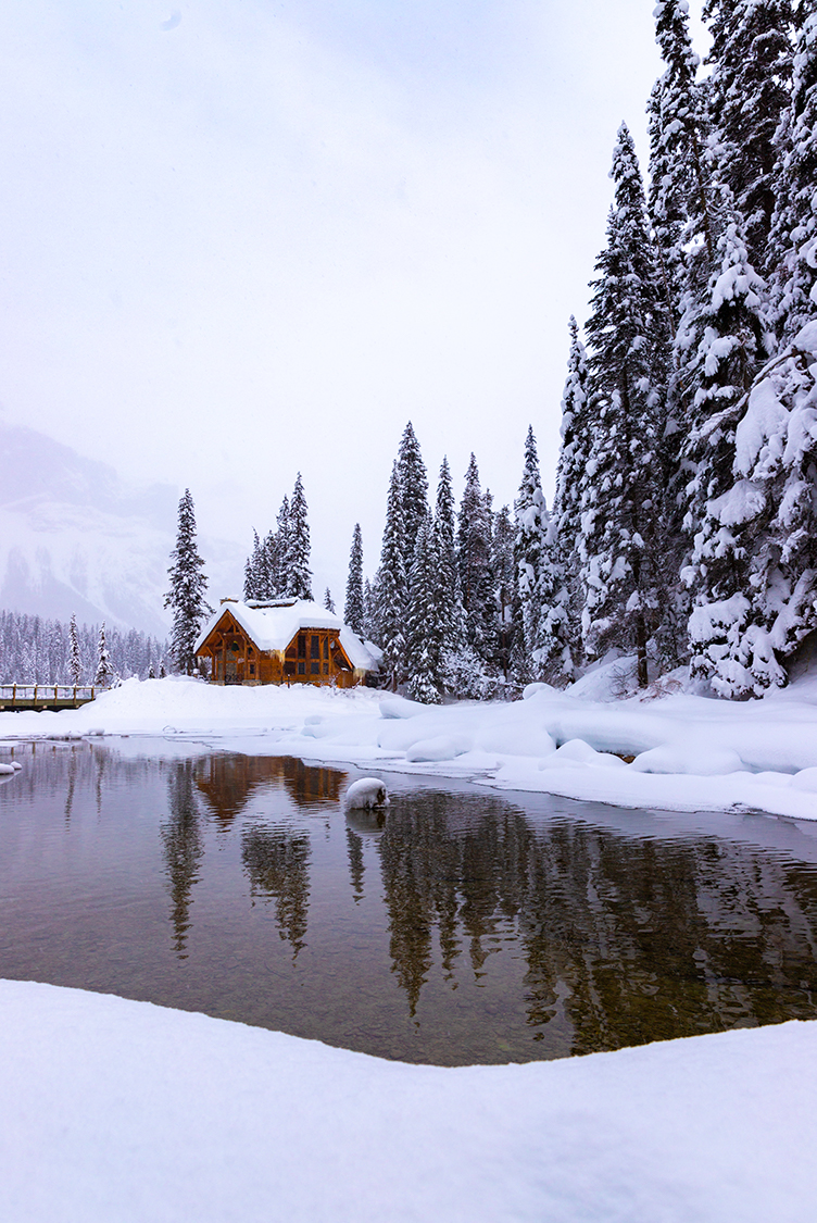 Emerald Lake Cabin