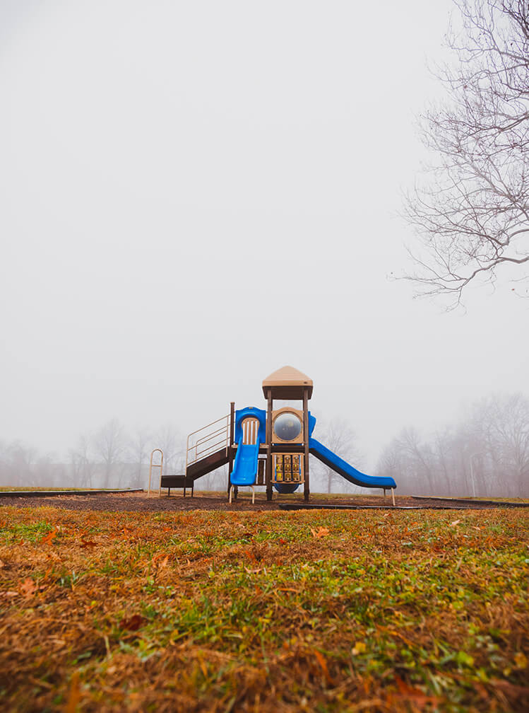 Foggy Playground