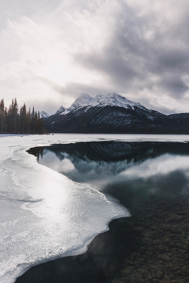 Reflections in Kananaskis