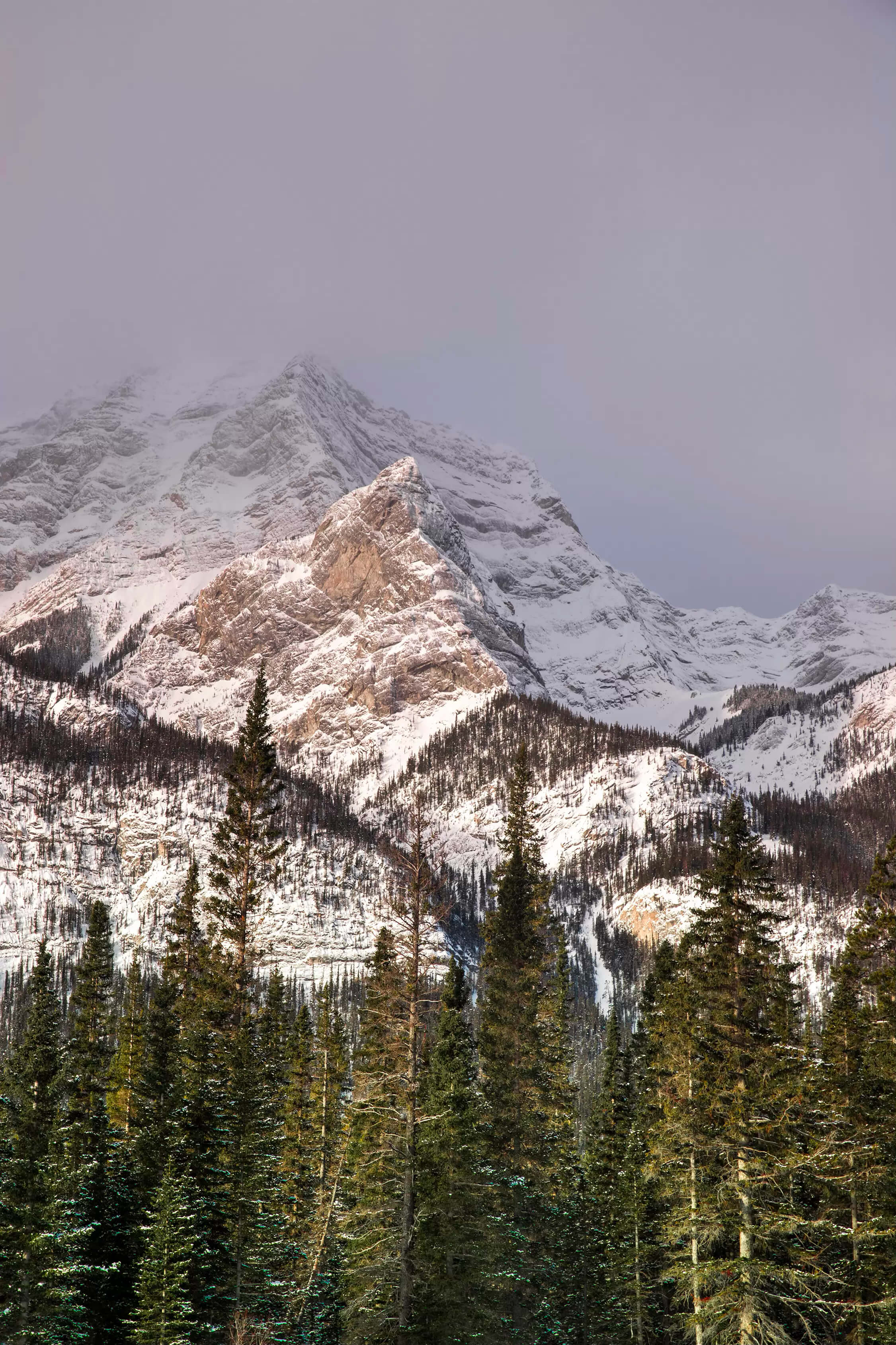 Mountains of Kananaskis