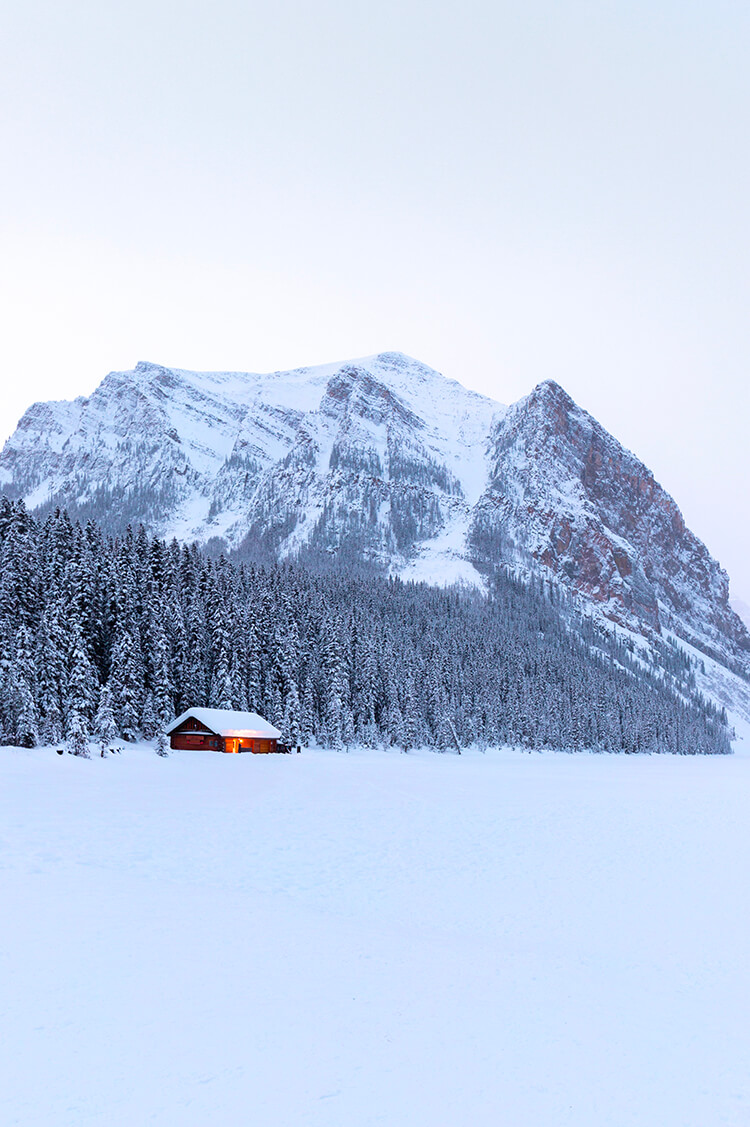 Lake Louise Cabin