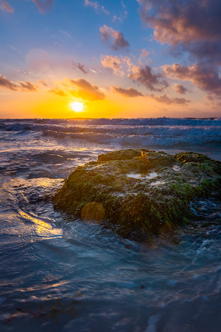 Tulum Beach Sunrise